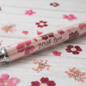 Pressed Flower Pen